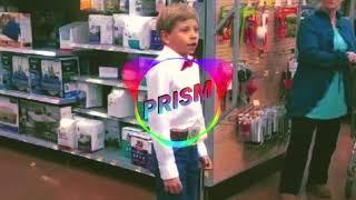 Kid Singing in Walmart (Lowercase EDM Remix)