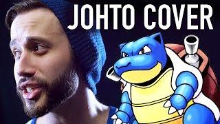 POKÉMON JOHTO - Pop Punk Cover! ~ Jonathan Young