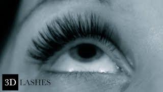 3D lashes & Volume lashes Eyelash extension technique