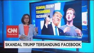 Skandal Trump Tersandung Facebook