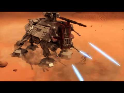 AT-TE - LEGO Star Wars - Episode 12 Part 1