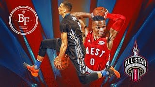 NBA All-Star Weekend 2016 Mix!