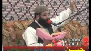 Tareef-e-Muhammad S.A.W by  Allama Ahmed Shoaib Khan Hanfi D.B Part 3/4