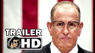 LBJ Official Trailer (2017) Woody Harrelson as Lyndon B. Johnson Movie HD