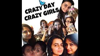 Vlog: Crazy Day with Crazy Girls | |Devoleena Bhattacharjee | Rucha Hasabnis | Bhavini Purohit  ||