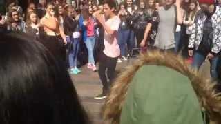 The Fooo Conspiracy - Wildhearts street performance