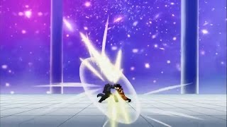 Goku vs Bergamo part 1