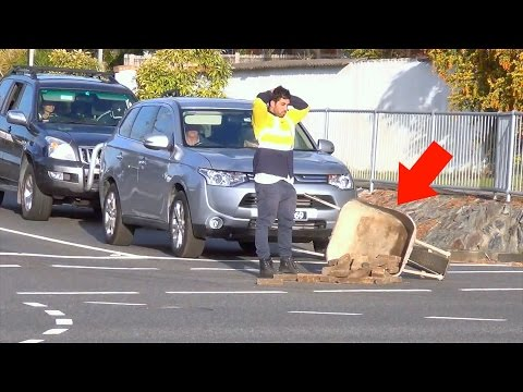 The Dumbass Tradie!