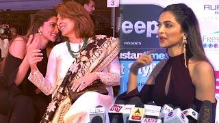 Deepika Padukone Tries To Impress Ex Boyfriend Ranbir Kapoor