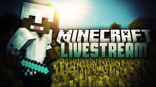 No Life Livestream : Minecraft 2015 !