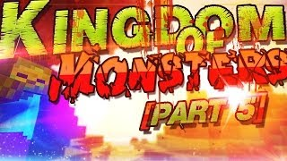 Ein-Einhalb Blinde ^^ [Part 5] Kingdom of Monsters Adventure Map LP Together Minecraft Deutsch