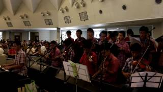 Anak Domba Allah Misa Kita IV - Cantamus Choir & Orchestra