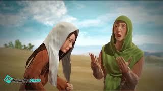 كليم الله | قصه إلقاء سيدنا موسي في اليم