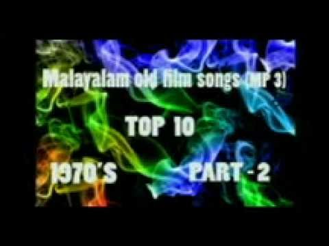 Malayalam Old Film Songs, 1970's Non stop Part -2
