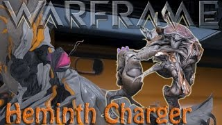 Warframe - The Pink Cyst (Helminth Charger)