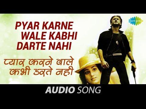 Xxx Mp4 Pyar Karne Wale Kabhi Darte Nahi Lata Mangeshkar Manhar Udhas Hero 1983 3gp Sex