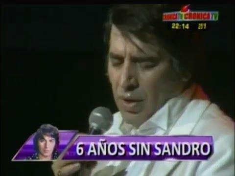 Sandro 6 Años Sin Sandro 2 💕💋♫🌹 Subido Por Fabian R