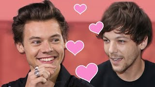 Louis Tomlinson FINALLY Addresses Harry Styles Dating Rumors for the First Time Ever