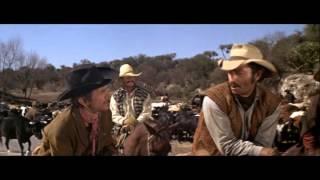 Wyatt Earp catches Latigo (Hour of the Gun, 1967)
