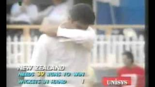 Pak v Nz Hamilton Test 1993 Part6 (WASIM WAQAR SPECIAL) Legendary Wiki.. wiki r0cks!!