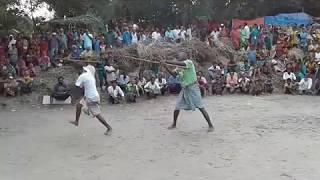Lathi Khela I লাঠি বাড়ী খেলা ❄ গ্রাম বাংলা ঐতিহ্রবাহী লাঠি বাড়ী খেলা না দেখলে মিছ করবেন ❄ লাঠি খেলা