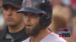 July 28, 2016-Boston Red Sox vs. Los Angeles Angels