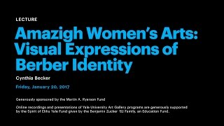 Amazigh Women's Arts: Visual Expressions of Berber Identity