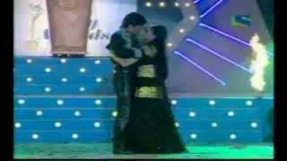 Aamna and Rajeev Performance At Indian Telly Awards 2005