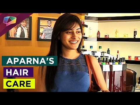 Aparna Dixit's secret for Silky hair