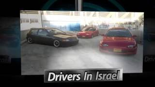Drivers in Israel #1 most funny and scary people on road