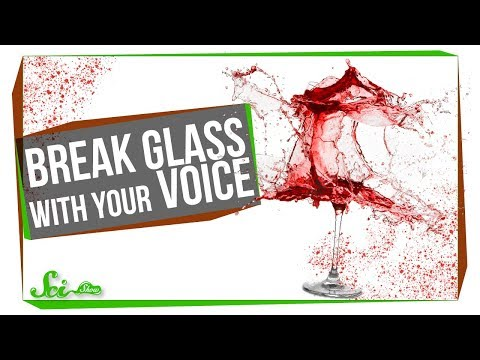 Can You Break Glass with Your Voice
