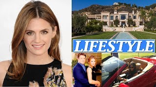 Stana Katic Lifestyle, Net Worth, Husband, Boyfriends, Age, Biography, Family, Car, Facts, Wiki !