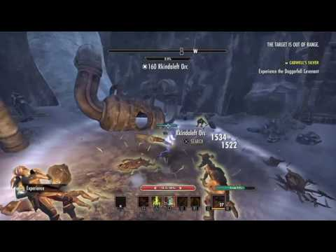 ESO Levelling Guide CP 10 to 350 UPDATE 11 Darkbrotherhood