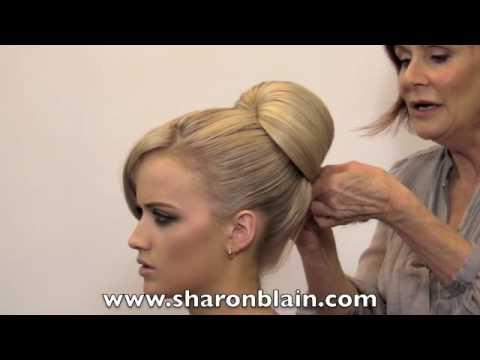 Sharon Blain Beautiful Chignon
