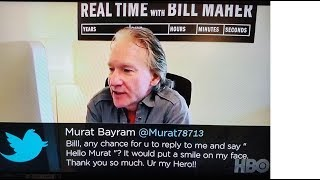 Bill Maher : most Americans are Dumb & Uneducated