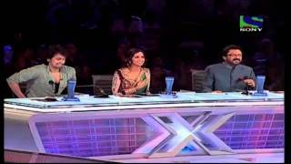 X Factor India - Udit Narayan visits X Factor India as Chief Guest- X Factor India - Episode 26 - 12th Aug 2011