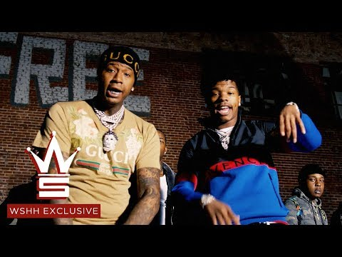 Lil Baby Feat. Moneybagg Yo All Of A Sudden WSHH Exclusive Official Music Video