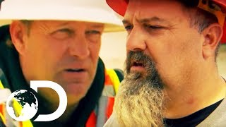 Gold Rush | SEASON 8 | Will Todd Hoffman Lose One Of His Wash Plants?