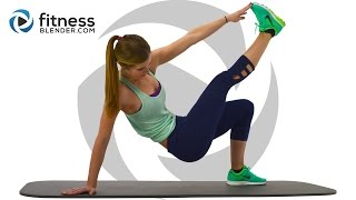 At Home Cardio Workout For People Who Get Bored Easily - Fun Fat Burning Cardio