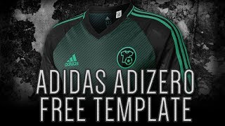 Fútbol / Football / Soccer Mockup Download - Descarga Template - GRATIS
