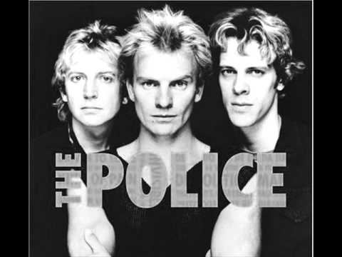 So Lonely - The Police w/ Lyrics Video Clip