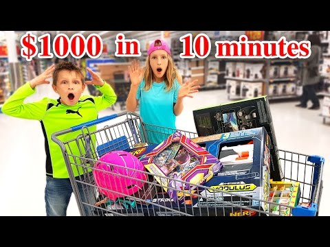 Xxx Mp4 1000 In 10 Minutes Shopping Challenge 3gp Sex