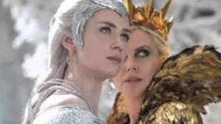 2016 New Hollywood Movie The Huntsman: Winter's War (Fantasy)