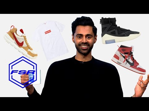Hasan Minhaj Debunks Sneaker Hype Full Size Run
