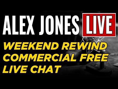 Xxx Mp4 LIVE 📢 Alex Jones Show • Commercial Free • WEEKEND REWIND ► Infowars Stream 3gp Sex