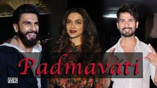 Padmavati   Deepika Padukone, Ranveer And Shahid Kapoor   Releases in 2017