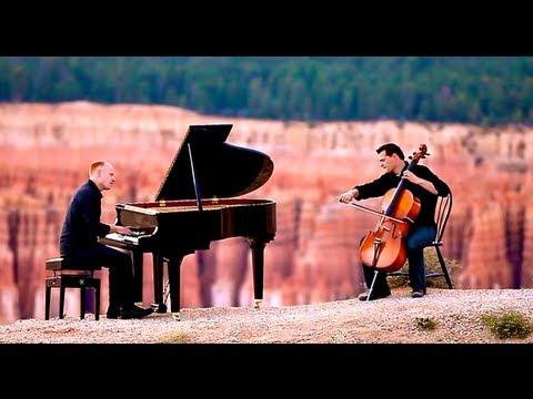 Titanium Pavane Piano Cello Cover David Guetta Faure The Piano Guys