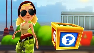 SUBWAY SURFERS GAMEPLAY HD - WASHINGTON D.C. ✔ TRICKY AND 41 MYSTERY BOXES OPENING