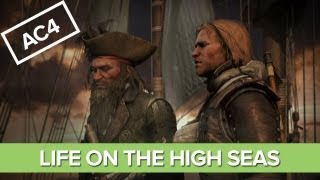 Assassins Creed 4 Gameplay Trailer - Assassin's Creed IV Black Flag