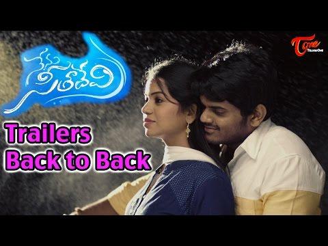 Nenu Seethadevi Movie Trailers Back to Back   Sandeep, Bavya Sri   #NenuSeethadevi